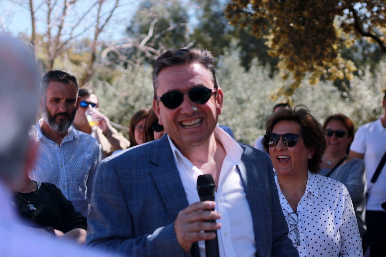 Inauguración de la Casa Rural La Garrida