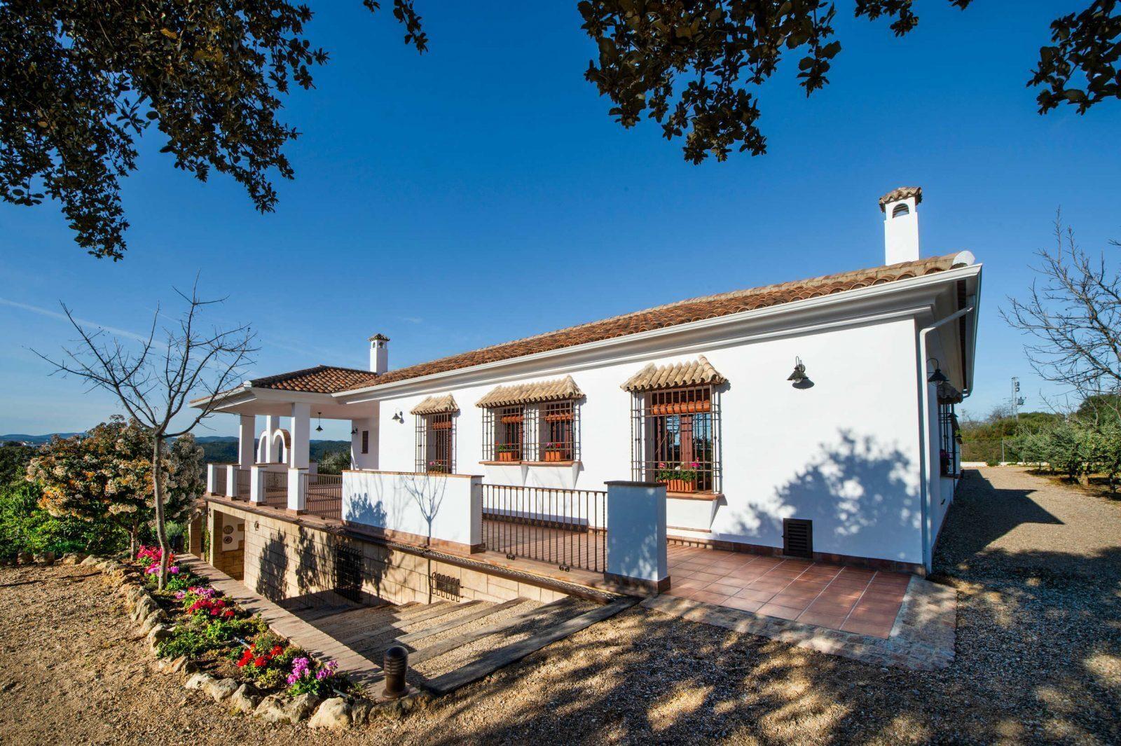 Casa Rural en Almodóvar del Río cerca del Pantano de La Breña